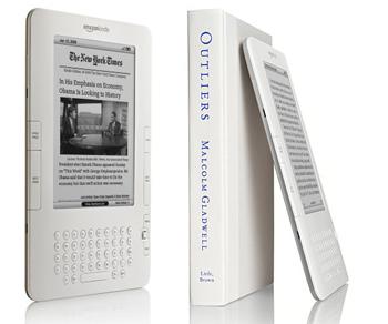 Amazon Kindle đang thống lĩnh thị trường thiết bị đọc sách điện tử