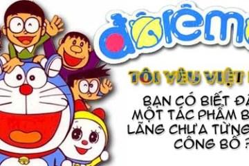 Doreamon-Tôi yêu Việt Nam