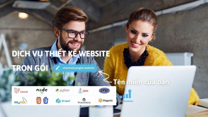 FUTURE HORIZON WEBSITE PORTFOLIOS - Thiết lập mục tiêu trong kinh doanh Online