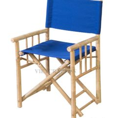 Bamboo Directors Chairs Childrens Table And Canada Vh7014 B Director Chair Vietnam Handicraft Co Ltd