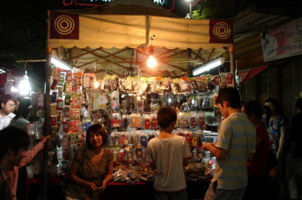 Dich Vong Market is affordable and has a wide variety of goods