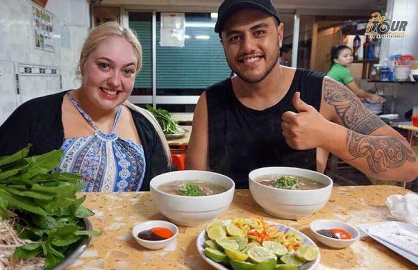 Vietnam has a diverse and rich cuisine.