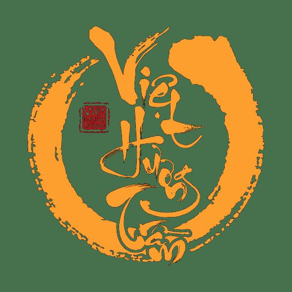 logo hương Trầm sạch - Việt Hương Trầm