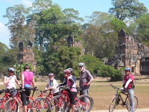 Cambodia Biking Tours: Experiences Of Khmer Cycling Tour