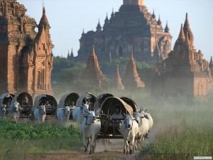 Myanmar Adventure Tours: Top-end Yangon Biking Tour To Bagan