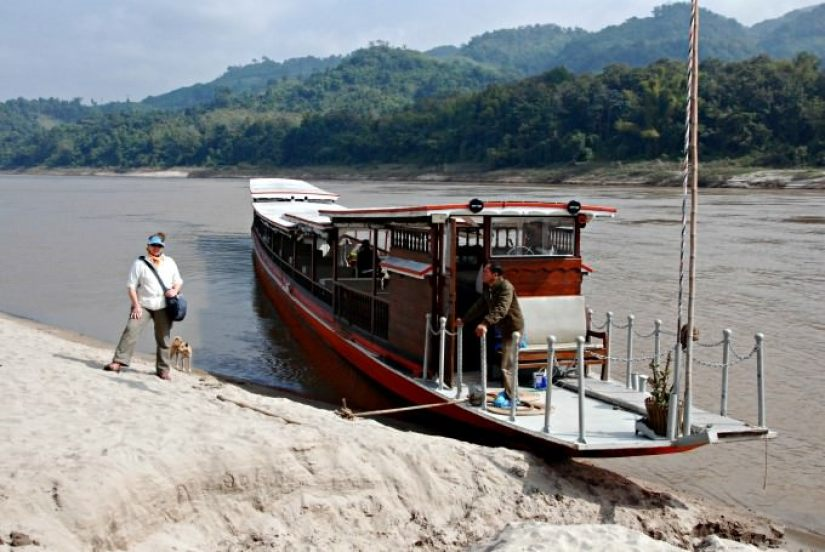 Laos Cruise Tours: Southern Laos Cruise Tour With Wat Phou Cruise