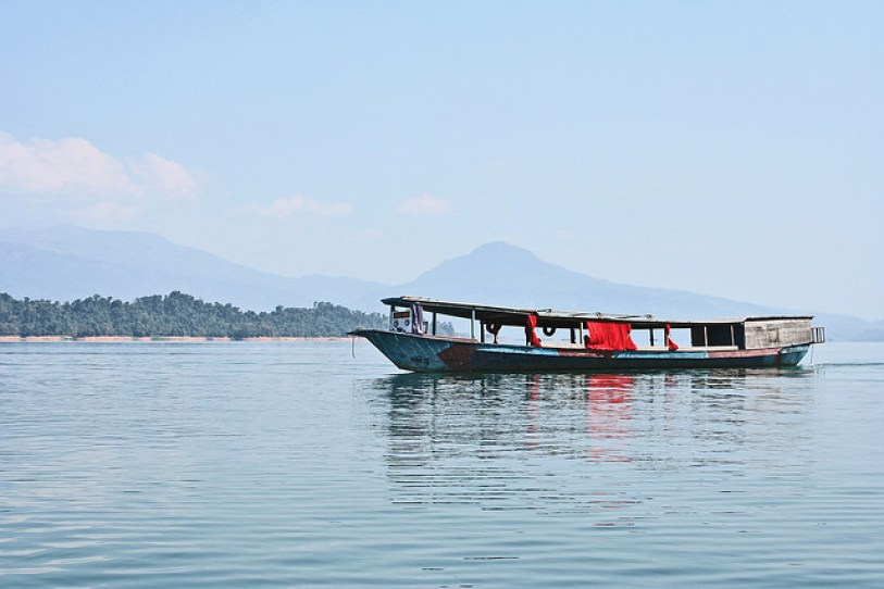 VIENTIANE DAY TRIP TO NAM NGUM LAKE