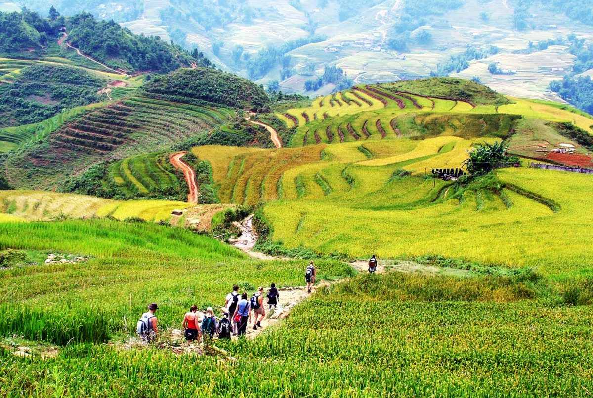 ONE-DAY SAPA TOUR TO CAN CAU