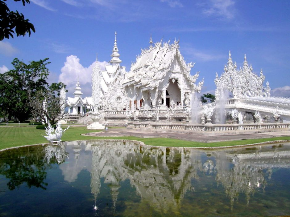ESSENTIAL CHIANG MAI TOUR TO GOLDEN TRIANGLE