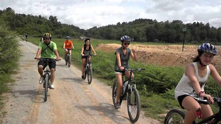 NORTHERN THAILAND BIKING EXPEDITION