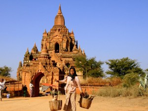 Full Day Bagan Tour To Temples And Villages
