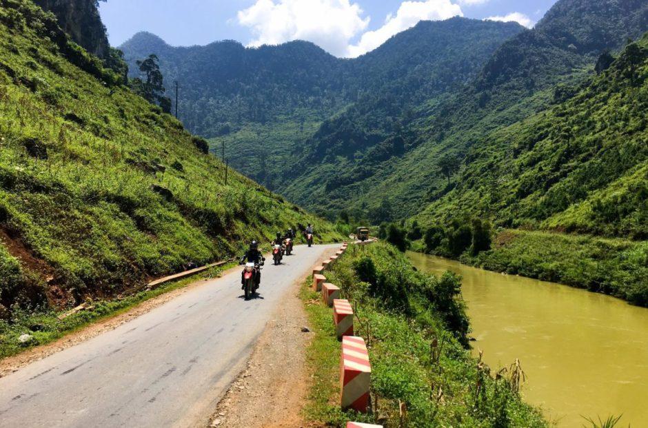 HIGHLIGHTS OF VIETNAM NORTHWEST MOTORBIKE TOUR