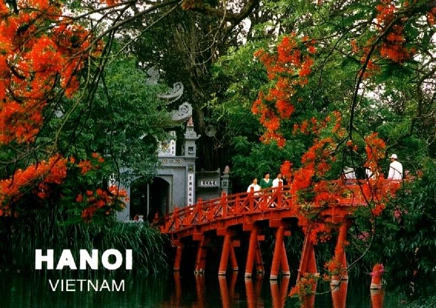 EASY VIETNAM FAMILY TRIP FOR 11 DAYS