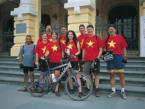 AMAZING VIETNAM NORTHWEST BIKING TOUR TO SAPA