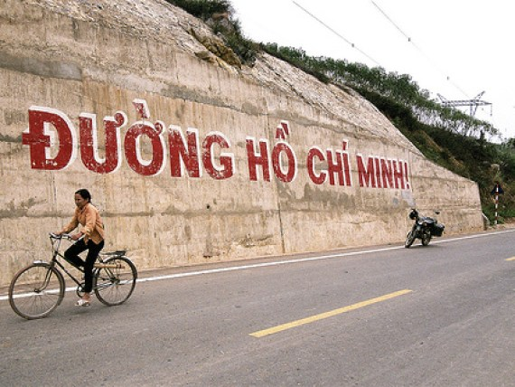 VIETNAM BIKING TOUR ON HO CHI MINH TRAIL