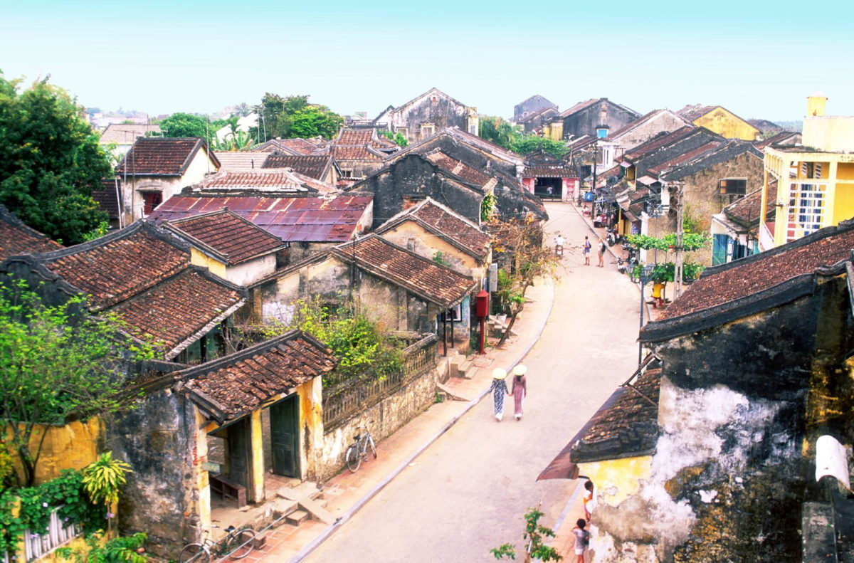 ONE DAY GROUP TOUR IN MY SON SANCTUARY AND HOI AN