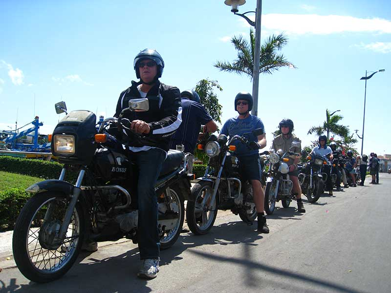 VIETNAM MOTORBIKE TOUR ON HO CHI MINH TRAIL AND COAST