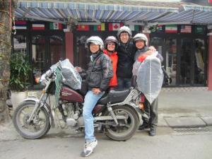 Vietnam Motorcycle Tours on Ho Chi Minh Trail & along Coast