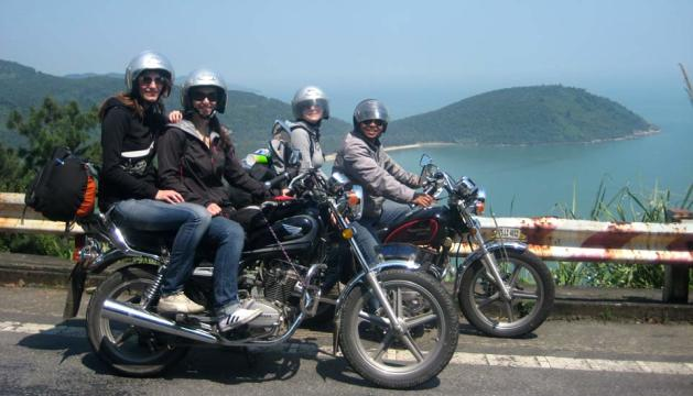 Hoi An Motorcycle Tours To Hue With Homestay At Prao Village