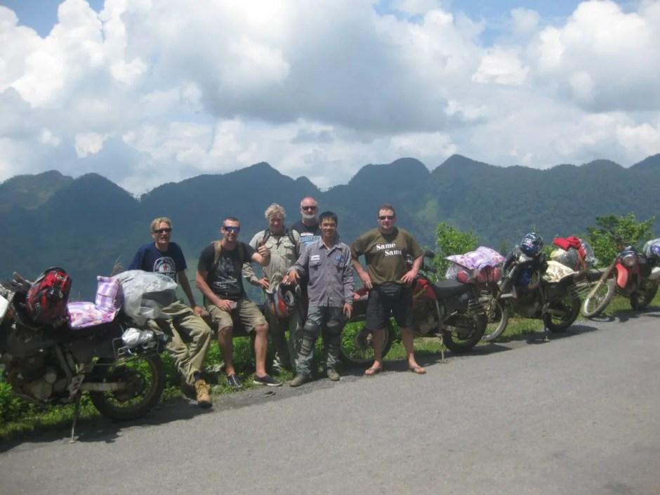 BEST VIETNAM NORTHEAST MOTORBIKE TOUR TO HA GIANG