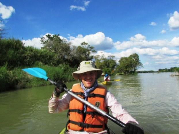 Cambodia Kayaking Tours: Toxic Cambodia Tour Of Kayaking - Biking - Camping
