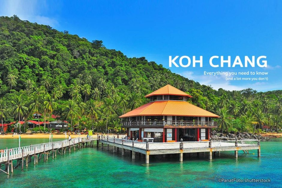 PRISTINE KOH CHANG BEACH TOUR
