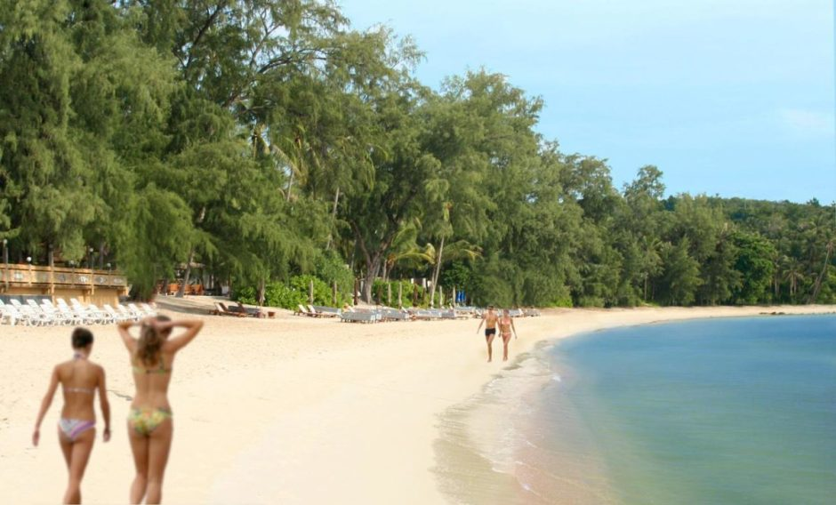 TROPICAL KOH SAMUI BEACH HOLIDAY