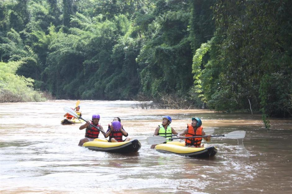 LUANG NAM THA KAYAKING AND HOMESTAY TOUR