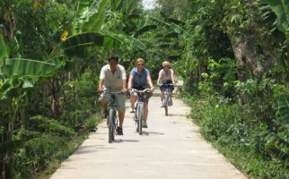 Saigon Cycling tour to Mekong delta - Vietnam biking tours