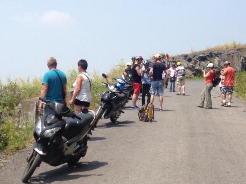 HANOI MOTORBIKE TOUR TO CAT BA ISLAND