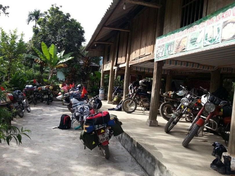 ESSENTIAL HANOI NORTHWEST MOTORBIKE TOUR