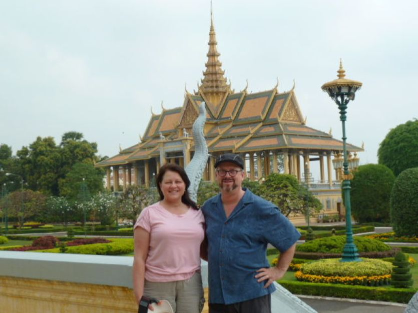 LIFETIME CAMBODIA HONEYMOON HOLIDAY