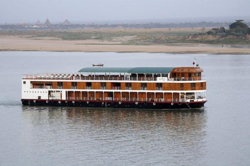 ESSENTIAL CRUISE TOUR FROM MANDALAY TO BAGAN