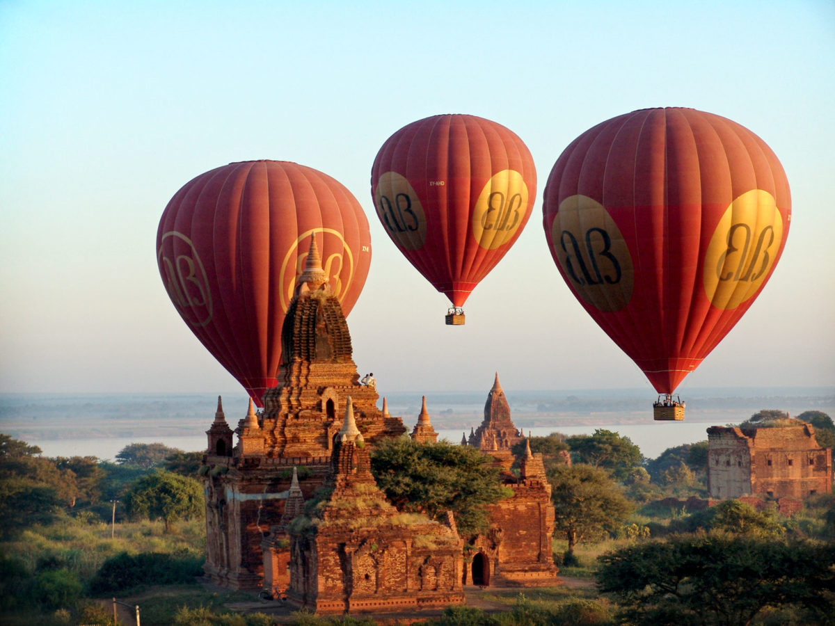 FANTASTIC MYANMAR FAMILY VACATION