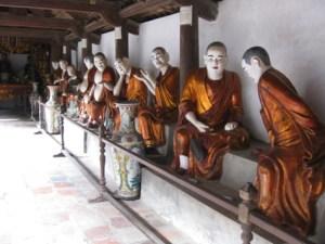 HANOI HALF-DAY TOUR TO THAY & TAY PHUONG PAGODAS