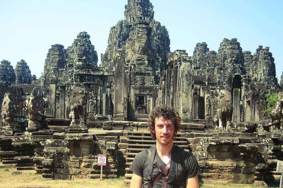 CAMBODIA AND LAOS FRIENDSHIP TOUR