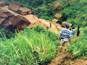 Unique trekking & camping tour in Pai valley _ Thailand trekking tours