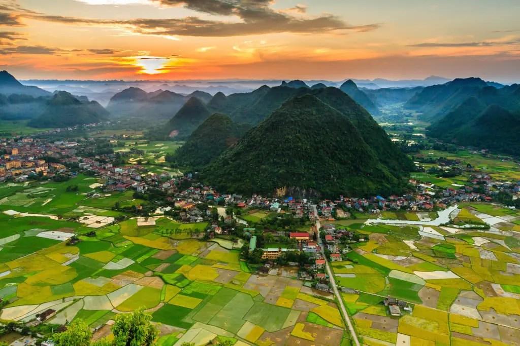 VIETNAM NORTHEAST HIKING TRIP FOR LANDSCAPES