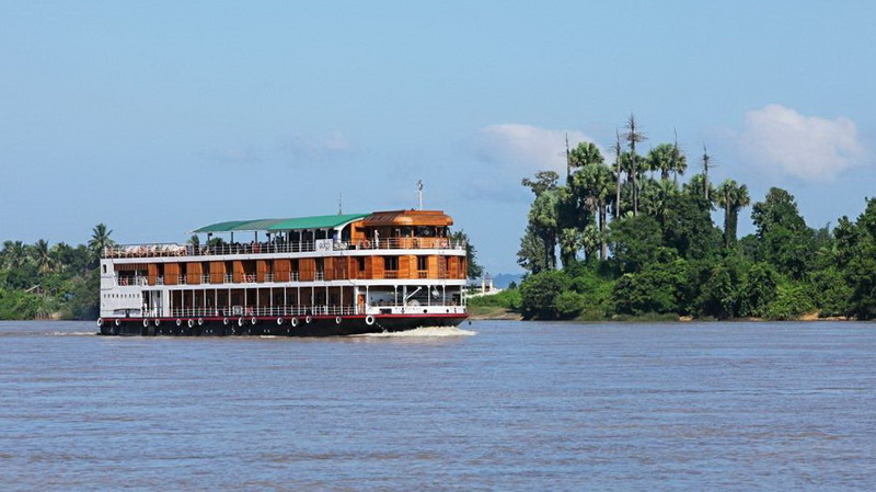 ROMANTIC MYANMAR CRUISE HOLIDAY