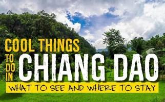 trips to Chiang Dao