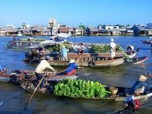 Douce Mekong Cruise Tour from Cai Be to Can Tho