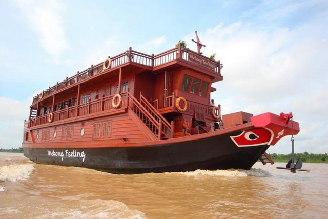 Mekong Feeling Cruise Trip from Cai Be to Can Tho - 2 Days