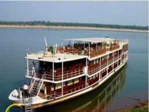 RV LAN DIEP CRUISE HOLIDAY FROM PHNOM PENH TO SIEM REAP