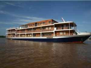 RV Indochine Cruise Tour from Phnom Penh to Siem Reap