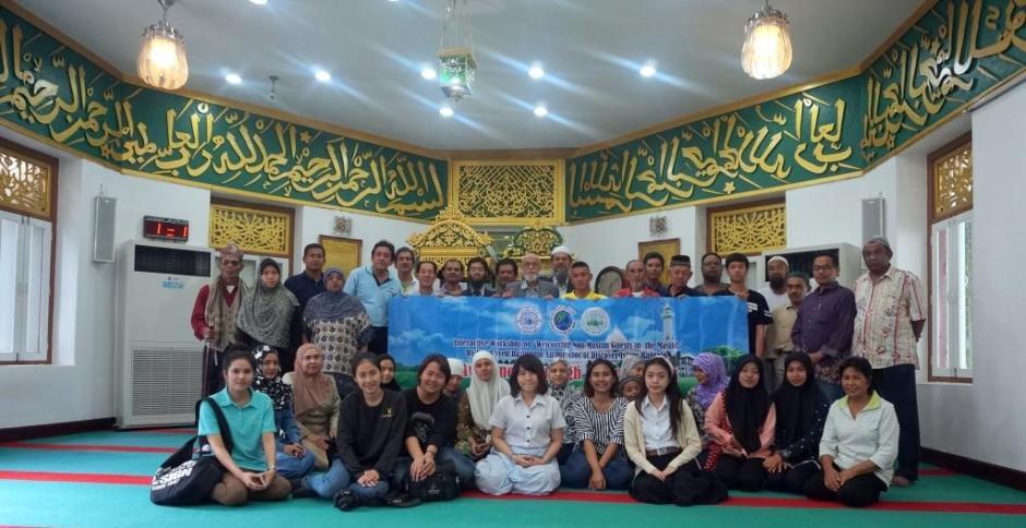 UNIQUE BANGKOK MUSLIM TOUR FOR 4 DAYS