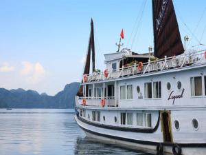 3-Day Halong Bay Vacation on Aclass Legend Cruise