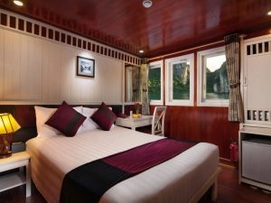 2-Day Halong Bay Trip with Paloma Cruise