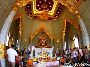 Bangkok Sightseeing Tours to Koh Samui _Short Bangkok tours