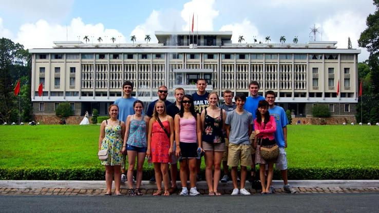 8-DAY SOUTHERN VIETNAM STUDY TOUR FOR OVERSEA STUDENT