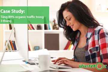 [Case study] Tăng 89% organic traffic Ahrefs blog trong 3 tháng